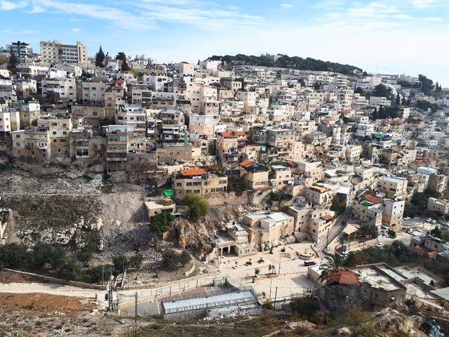 Silwan, Jerusalem-Est