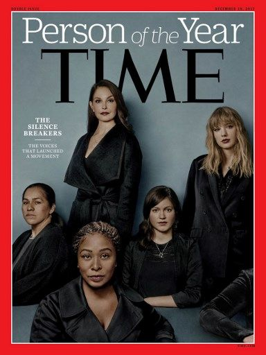Une du Time magazine