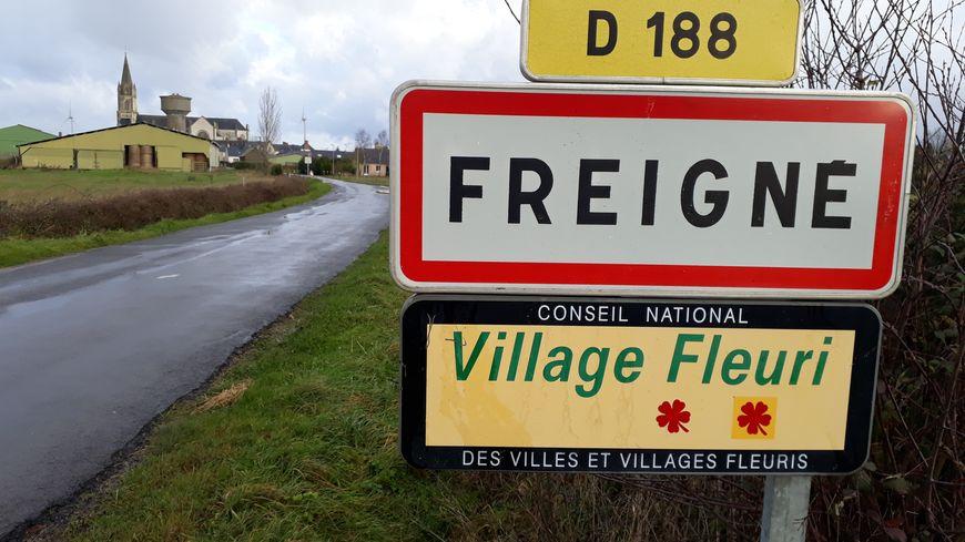 Aujourd'hui, Freigné devient une commune déléguée des Vallons de l'Erdre