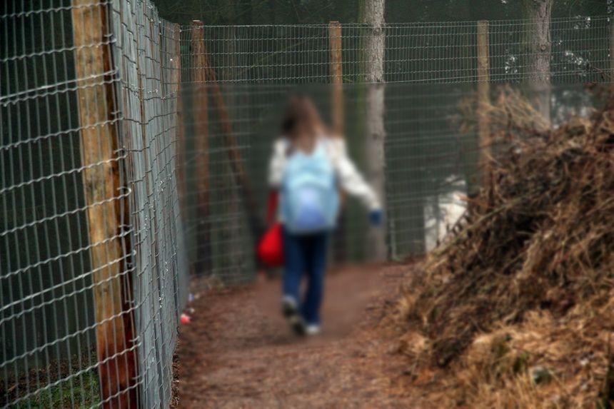 La fillette de 4 ans a marché 3 kilomètres pour retrouver son amoureux en pleine nuit