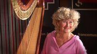 Mateo Albéniz | Sonate en ré pour harpe et claquettes (Presto) par Marielle Nordmann et Fabien Ruiz