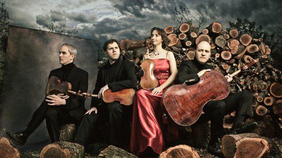 Cuarteto Casals © Beckmesser.com