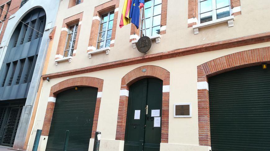 Le consulat d'Espagne à Toulouse accueille les électeurs catalans.