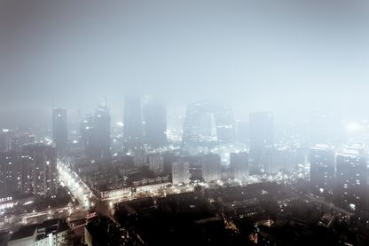 Lumière et pollution nocturne