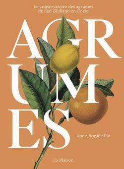 """Couverture du livre """"Agrumes"""""""