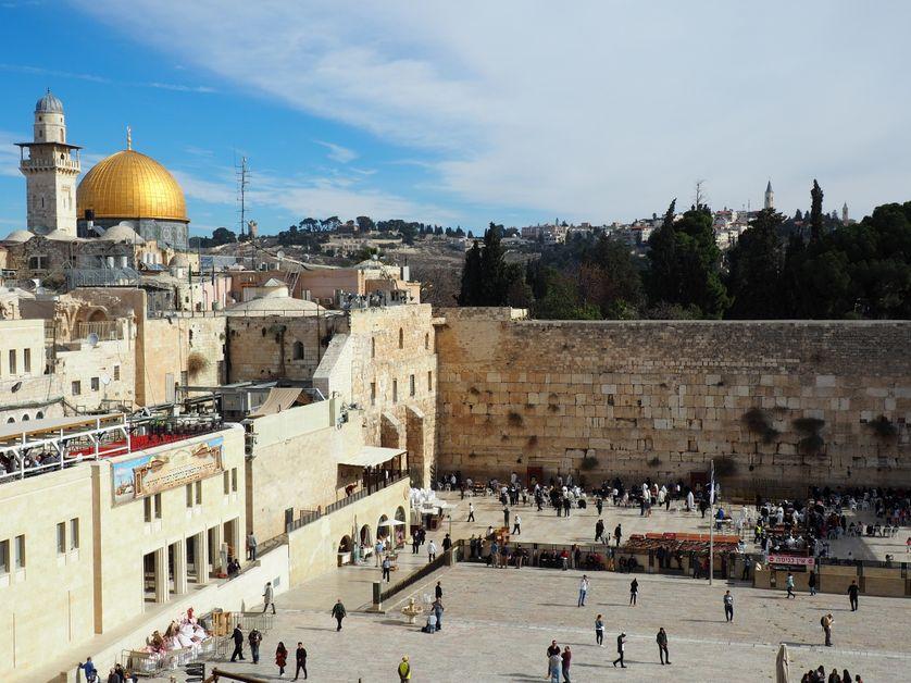 Jérusalem, 11 décembre 2017