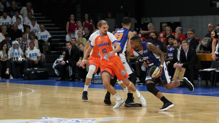 Boulazac Basket Dordogne en Pro A