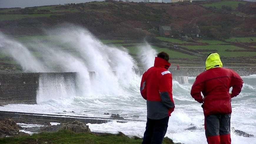 La vigilance jaune vents forts et inondations vaut jusqu'à dimanche matin 6 heures.