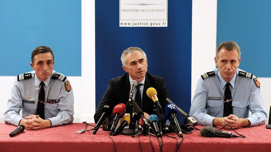 Le procureur de la république de Marseille, Xavier Tarabeux.