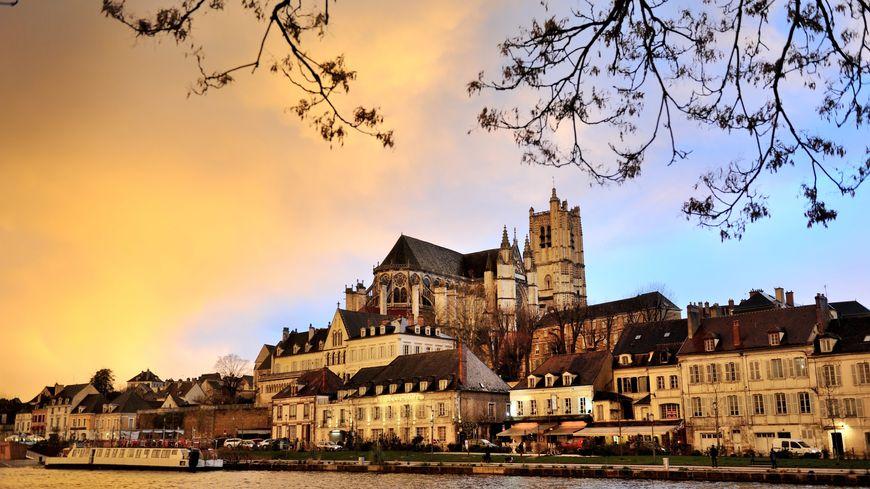 Auxerre a perdu 1.617 habitants entre 2010 et 2015, source INSEE