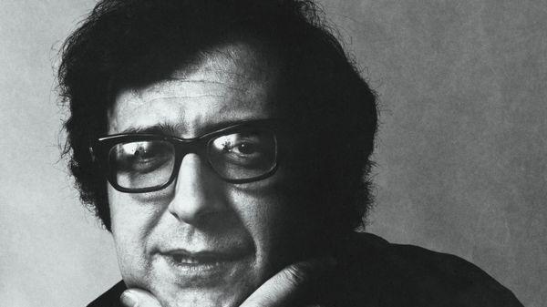 Luciano Berio à New-York en 1968 (1/5)