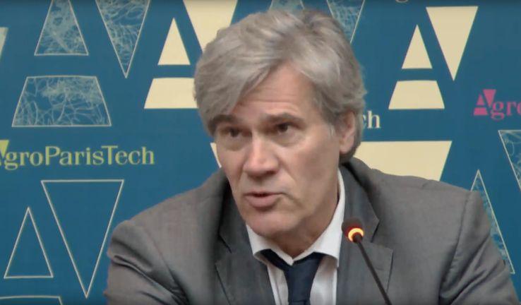 Stéphane Le Foll lors de la Dispute Bio sous tension
