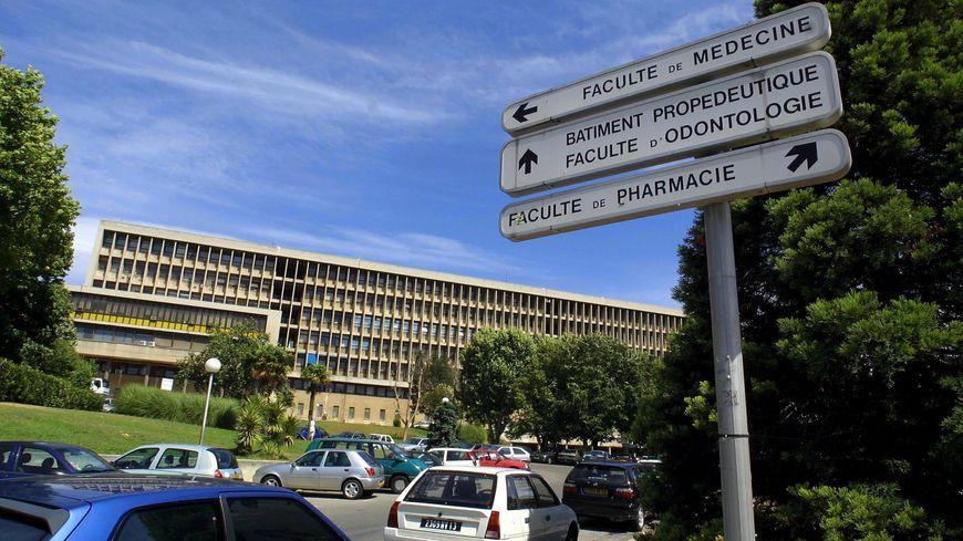Solène était inscrite au concours de la faculté de médecine à Marseille