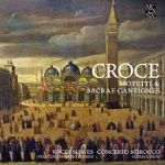 Corce - Motetti et sacrae Cantiones - Voce Suaves  Concerto Scirocco