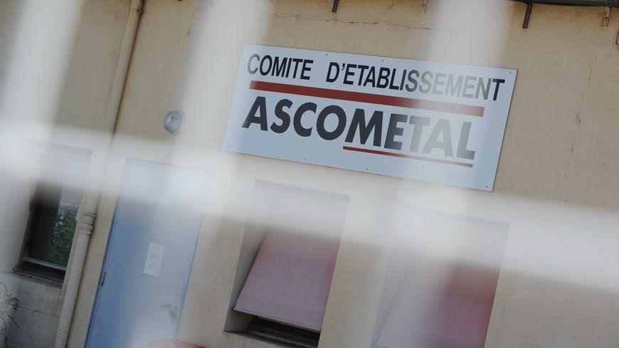 L'entreprise Ascometal à Saint-Étienne.