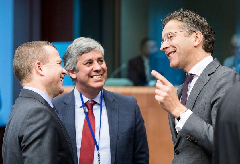 Le ministre des Finances portugais Mario Centeno pourrait succéder au néerlandais Jeroen Dijsselbloem à la tête de l'Eurogroupe.
