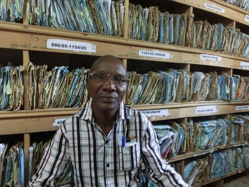 Mamadou Barry a été le premier à dévoiler sa séropositivité au Mali, en 1994.