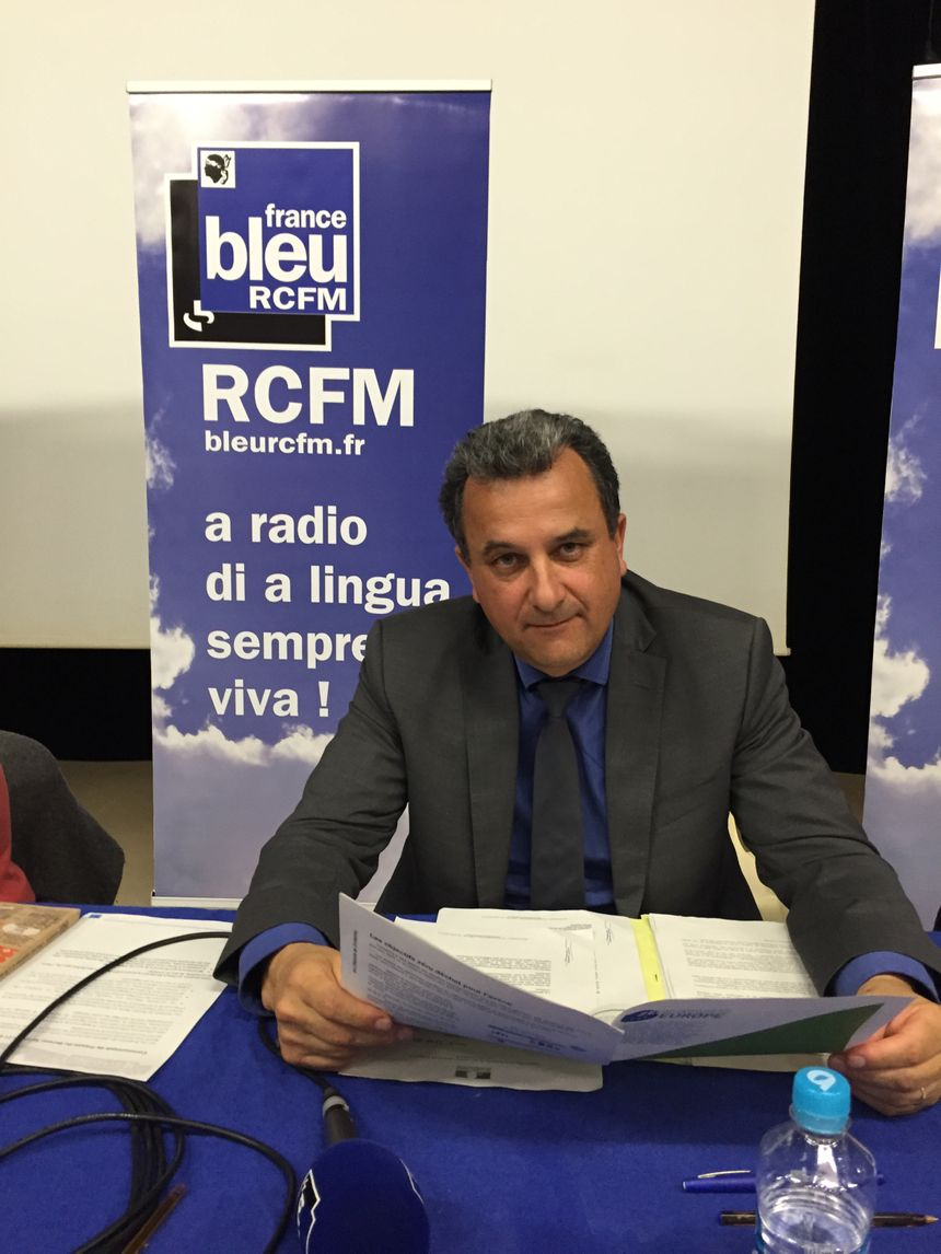 François Tatti , président de la CAB