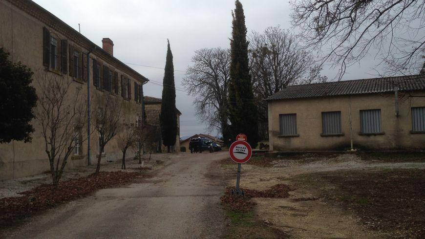 Après Chabeuil, le tueur présumé s'était rendu à Montvendre, chez Bernard et Marie-Thérèse.