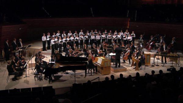"""Messiaen : """"Trois petites liturgies de la présence divine"""" sous la direction de Sofi Jeannin"""