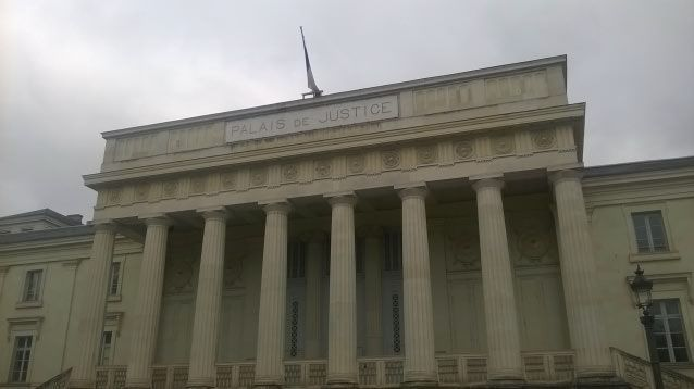 Palais de justice de Tours