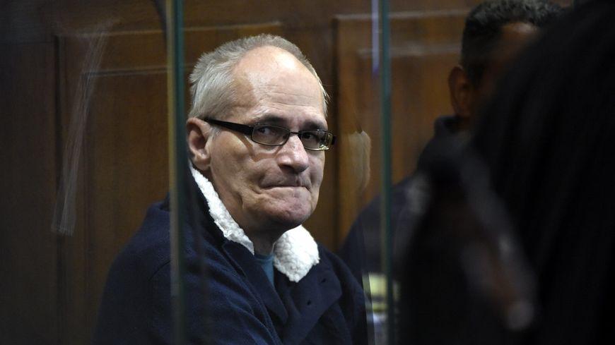 Francis Heaulme à l'ouverture de son procès pour le double meurtre de Montigny-Lès-Metz aux assises de la Moselle