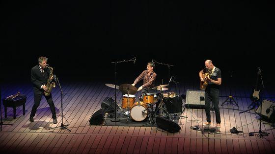 Das Kapital : Daniel Erdmann, Edward Perraud et Hasse Poulsen à Montpellier