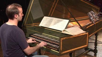 Session en direct pour Le Magazine de France Musique : le claveciniste Bertrand Cuiller joue la Suite en mi mineur de Rameau, et Francesco Tristano joue l'ouverture de l'opéra Castor et Pollux du même compositeur.