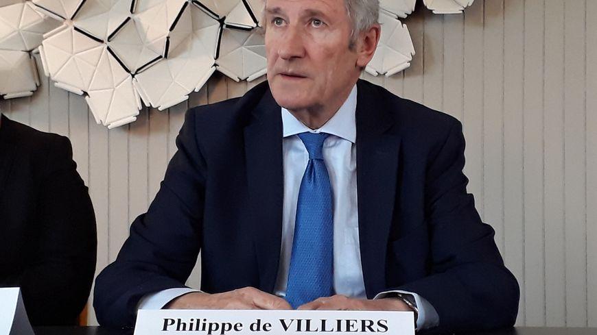 Philippe de Villiers s'engage en tant que créateur du 2ème parc d'attractions français