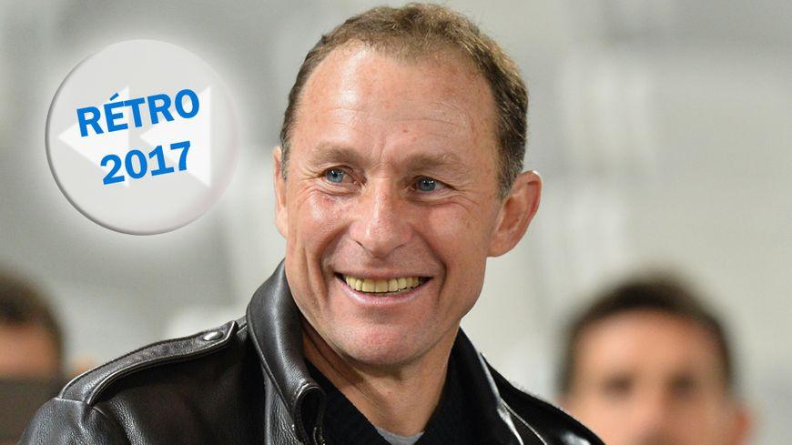 Jean-Pierre Papin, annonce en janvier qu'il sera l'entraineur de l'AJA. Finalement il ne mettra jamais les pieds à Auxerre