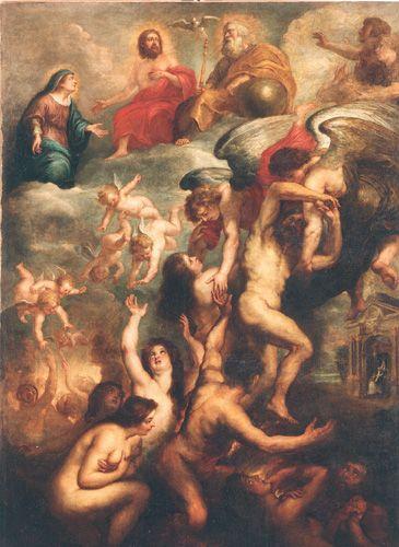 """""""Le Purgatoire"""" par Rubens"""