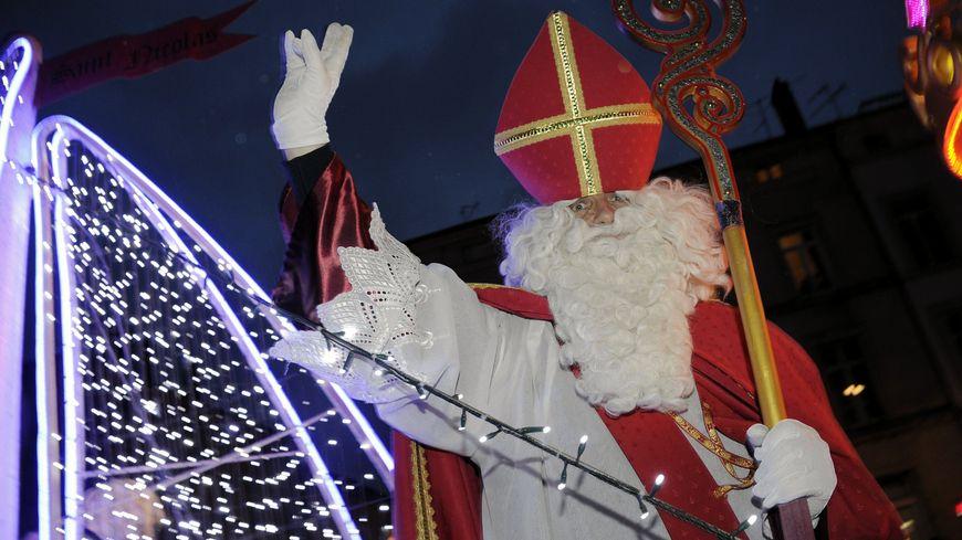 Les défilés de Saint-Nicolas débutent en Lorraine ce samedi 2 décembre