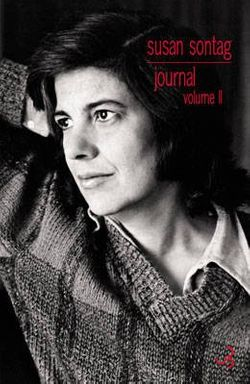 """Journal, volume II"" de Susan Sontag"