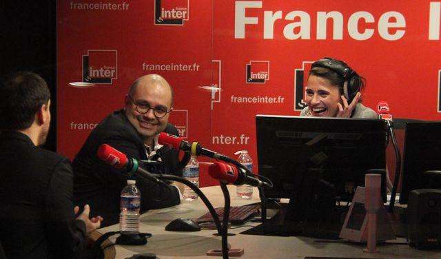Yoann Riou, Raphael Sebaoun et Sonia Devillers