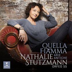 Album Quella Fiamma, Arie Antiche par Nathalie Stutzmann et l'ensemble Orfeo 55