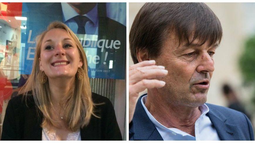 AliceThourot invite le ministre de la transition écologique dans la Drôme