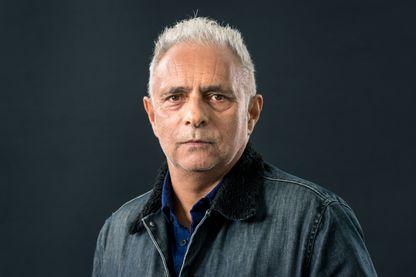 Hanif Kureishi, écrivain, scénariste et dramaturge britannique pendant le Festival international du livre d'Édimbourg le 22 août 2017