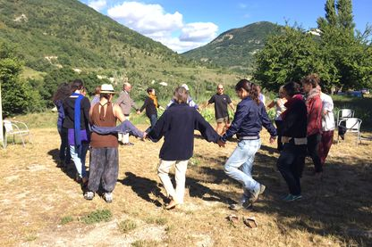 Jeûne et randonnée dans la Drôme