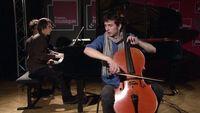 David Popper | Fantaisie op. 43 (Final) par Aurélien Pascal et Pierre-Yves Hodique
