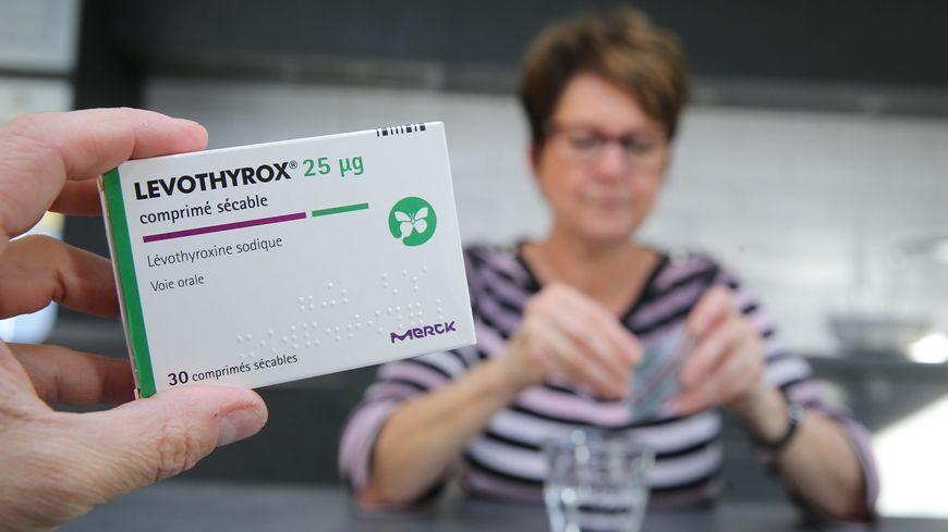 L'ancienne formule du Levothyrox,  vendue sous le nom d'Euthyrox (Merck), n'est prescrite que dans des cas exceptionnels (0,5%).