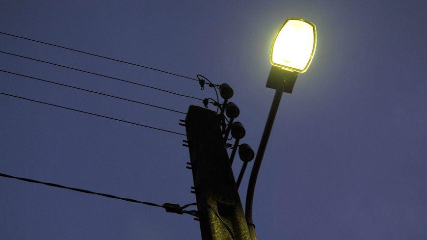 éclairage public (illustration)