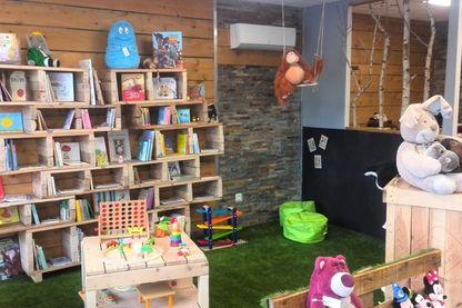 La boutique le temps des retouvailles où les jouets sont revalorisés et remis en  vente a prix abordable