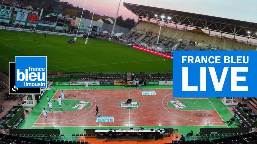 Limoges - Le Portel et Brive - Connacht ce samedi soir sur France Bleu Limousin