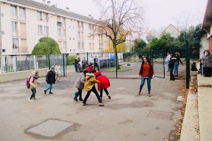 Le Cours Charlemagne à Argenteuil fait partie du réseau Espérance Banlieues