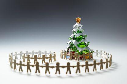La vie est (parfois) un conte de Noël