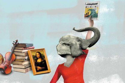 La revue de culture générale l'Eléphant fête ses cinq ans !
