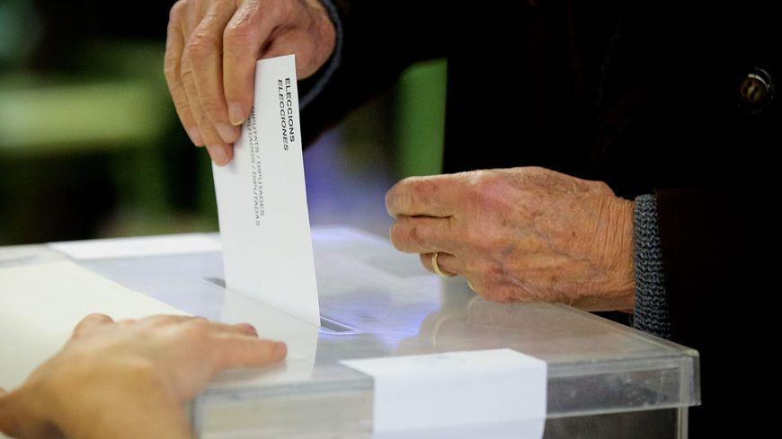 Election en Catalogne