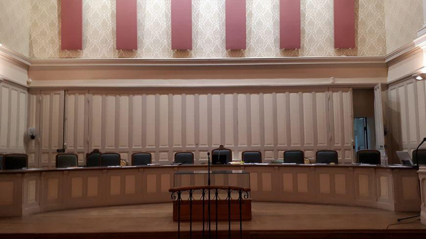 La cour d'assises d'Auxerre