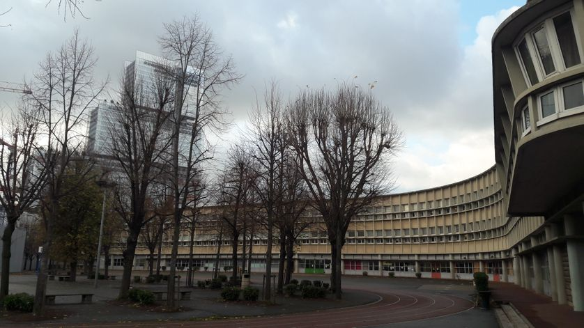La Cité Scolaire Internationale Honoré De Balzac est située dans le 17ème arrondissement de Paris