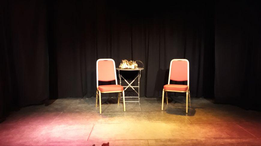 A la comédie de Limoges, la scène n'attend plus que ses réveilloneurs